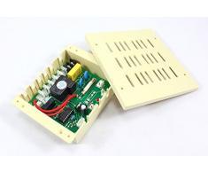 Sauna de infrarrojos blanco cuadrado caja de control