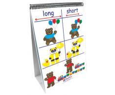 newpath aprendizaje puestos/Opposites estudios dominio rotafolio Set, la primera infancia