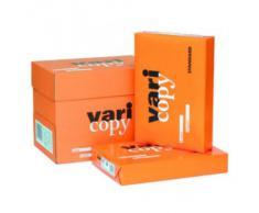 Xerox 003R93213 VariCopy - Papel para impresión, universal, DIN A4 80 gr./m², caja con 5 paquetes, 500 hojas, color blanco