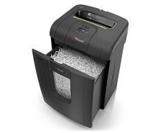 Rexel Destructora Mercury RSS2434 corte en tiras - Triturador de papel (398 x 320 x 610 mm, 410 x 490 x 745 mm)