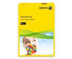Xerox 003R94230 - Papel de impresión de color, Symphony, Din A3, 80 g/m², 500 hojas para impresora de inyección de tinta y láser