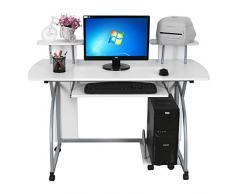 Mesas de ordenador de comprar online en livingo for Mesa ordenador amazon