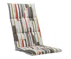 Kettler advantage 0301407-8787 - Sillas y sillones tapizados kte 14 pila cojín para silla 110 x 48 x 6 cm dess. 787, multicolor