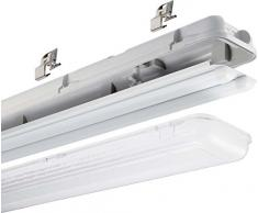 Sylvania Sylproof Superia LED - Luminaria, 24 W, 2270 lm, 1200 mm