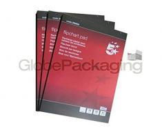 1 x calidad A1 papel normal 40 hojas almohadilla rotafolios