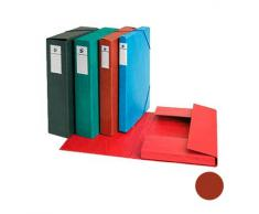 5 star 101353-S - Carpeta de proyectos, cartón, 70 mm, cuero, Unidades contenidas: 1