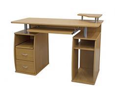 Mesa de ordenador compra barato mesas de ordenador for Mesa de ordenador blanca