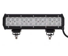 Leetop 72W LED Luz de Trabajo Lámpara Trabajo Bar Foco Proyector Viga de Inundación del Iluminacion Conducción LED Faros Coche Luz