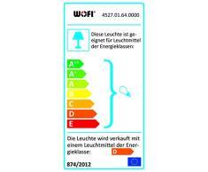 WOFI 4527.01.64.0000 - Sistema de iluminación en rieles, barras y cables de interior