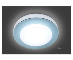 Lámpara de techo lámpara de pared LED Style Home 7 W luz blanca cálida X0853-7W azules