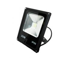 Electrobilsa 2001682 - Proyector Led Extraplano 20W - 138X15X178 Mm