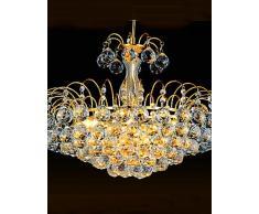 Metal - Lámparas araña - cristal - Tradicional/Clásico