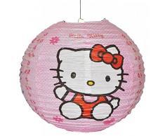Hello Kitty Linterna De Papel / Cortina De Lámpara / Lampion