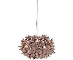Kartell Bloom 9263BR - Lámpara de techo, color bronce