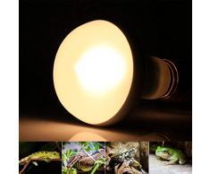 para Lizard Brooder Coop y Aquarium L/ámpara de calefacci/ón para Mascotas L/ámpara calefactora de Tortuga Kitabetty L/ámpara de Calor del Reptil L/ámpara Solar de Espectro Completo