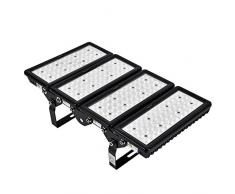 Viugreum Foco Módulo Super Brillante 200W,Focos LED Exterior Impermeable IP67,Reflector Lámpara para Exterior/Interior/Jardín/Patio, SMD2835 6500K Blanco Frío