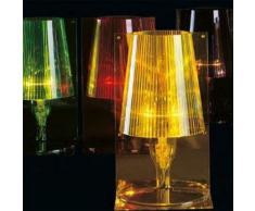 Kartell Take lámpara de mesa verde