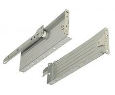 Cajón Sistema de Rieles para cajones GUÍAS de cajones de caja, longitud nominal: 300 mm, carga máxima de 25 kg, altura 118 mm | gedotec® Powered By HÄFELE