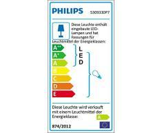 Philips Hue White Ambiance Runner - Spot triple (3 x 5.5 W, GU10, mando incluido, Smart LED - luz blanca natural LED, compatible con Apple Homekit y Google Home), blanco
