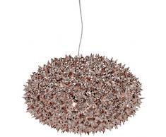 Lámpara de techo Kartell Bloom, bronce 9268BR