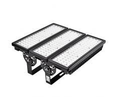 Viugreum Foco Módulo Super Brillante 300W,Focos LED Exterior Impermeable IP67,Reflector Lámpara para Exterior/Interior/Jardín/Patio, SMD2835 3200K Blanco Cálido