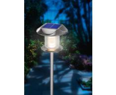 Esotec 102093 Sunnylight - Lámpara solar (luz blanca cálida)