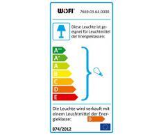 WOFI 7669.03.64.0000 - Sistema de iluminación en rieles, barras y cables de interior