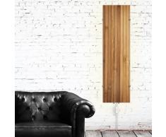 Diseño de cristal caja plegable para mueble IKEA Gyllen lámpara de pared vertical con diseño: madera de bambú
