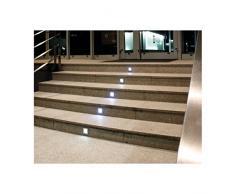 de luz LED de pared al aire libre escaleras iluminación de banda de rodadura lámpara Kanlux 04390