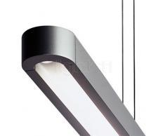 Artemide Talo lámpara colgante 120, Gris, regulable