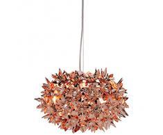 Kartell Bloom 9263RR - Lámpara de techo, color cobre