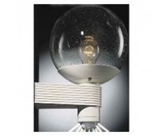 STEINEL L 400 S - Lámpara (exterior, Color blanco, II, E27, 60 W, 360 °)