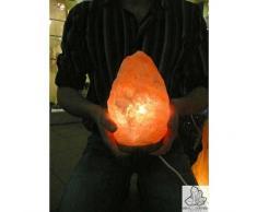 MAGIC SALT LIGHTING FOR YOUR SOUL® Lámpara de sal del Himalaya medio (2-3 kg) En Caja Original.