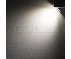 Euro rieles de foco, Arco sistema de rieles LED Spot, 35 W, enfocable 30 ° de 50 °, tono