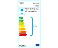 SLV Dasar 215 - Foco de techo (ES111, redondo)