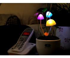 LED,Juego de la luz,lampara setitas,luz de noche para dormir,lampara de mesa ELL11-W