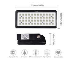 Viugreum Foco Módulo Super Brillante 50W,Focos LED Exterior Impermeable IP67, Reflector Lámpara para Exterior/Interior/Jardín/Patio, SMD2835 6500K Blanco Frío