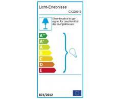 """Palazzo 'pared exterior lámpara""""Paris de pie en rojo negro antiguo/IP44 Impermeable/E27 hasta 60 W 230 V/Estilo Rústico para la casa pared exterior lámpara de pared jardín iluminación"""