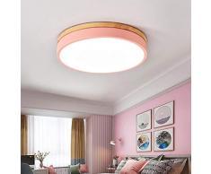 Luz de disco LED Empotrable techo luminaria, ultrafino, 6000K natrual blanco 18W fluorescente, moderno techo LED luz redonda montaje empotrado control remoto dormitorio sala de estar