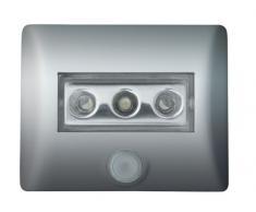 Osram 80194 Nightlux - Lámpara LED portátil con sensor de movimiento y claridad