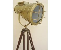 Replicas - Lámpara trípode para suelo Foco con trípode), diseño retro
