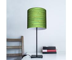 Lámpara de mesa lámpara de lectura lámpara de diseño: de bambú