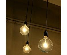 Lámpara Creativa de Edison(E27) Lámpara 3 de las Lámparas de DIY Lámpara Industrial del Techo de la Lámpara del Techo de la Lámpara de Las Lámparas Retro