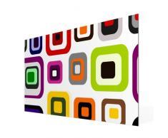 Diseño de cristal caja plegable para mueble IKEA lámpara de pared con diseño de formato Gyllen: Retro 2