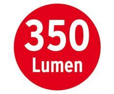 Brennenstuhl Sol 80 ALU IP44 Outdoor Wall Lighting Aluminio 0,5 W LED - Iluminación al Aire Libre (Outdoor Wall Lighting, Aluminio, Aluminio, IP44, Cochera, Jardín, 8 Bombilla(s))
