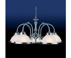 Searchlight - Lámpara de techo colgante con 5 luces, diseño de lámpara de araña