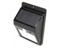 Xtorm AG103 iluminación al aire libre Aplique de pared para exterior Negro LED - Iluminación al aire libre (Aplique de pared para exterior, Negro, Jardín, 1 bombilla(s), LED, 50000 h)