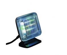 Xavax - Simulador de TV Simulator para protección antirrobos, lámpara LED de bajo Consumo
