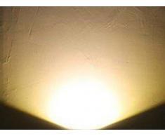 Luxvista 15W R7S LED J118 118mm No Regulable Bombilla, 1500 Lúmenes, 360 Grados, para lámpara de pie, lámpara de techo, plafones, 130-150W Hálogena Bombilla Equivalente (Luz Cálida, 2-Unidades)