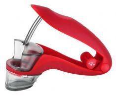 Zyliss E30510 - Deshuesador de cerezas, color rojo